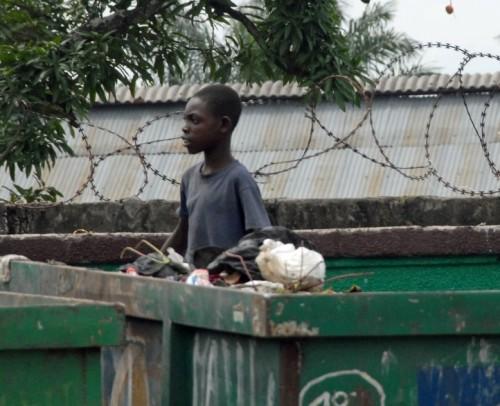 Congo - Enfants des rues