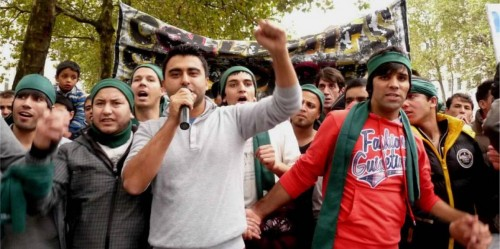 Marche Afghans 2