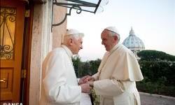 Football : La finale des «deux papes»