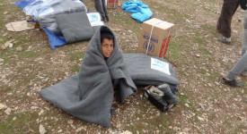 Un hiver difficile pour les réfugiés syriens