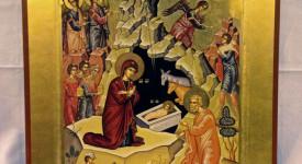 Attert-Ouest : l'icône de la Nativité circule et rassemble