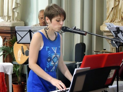 Marlène prend sa mission à chœur.