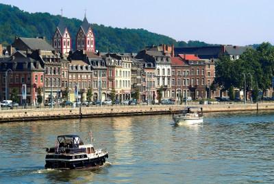 Meuse à Liège