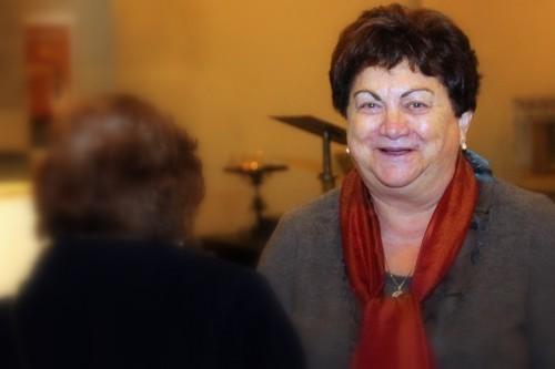 Anne-Marie Delhaye 1 - Y'a d'la joie! Bonjour, bonjour chère Anne-Marie... Y a d la joie!