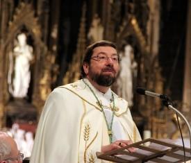 Veillée de prière contre l'euthanasie à Liège - Mgr Delville