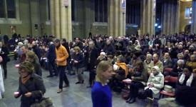 Les médias cafouillent sur la Veillée de prière à Koekelberg…