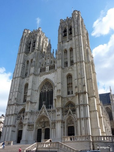 Bruxelles_Cathedrale