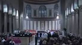 Un pape jésuite chez les dominicains