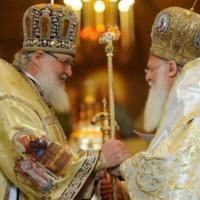 Orthodoxie-Cyrille 1-Bartholomée 1