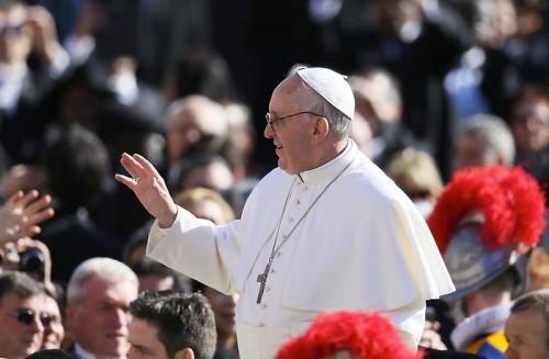 Pape Francois 2