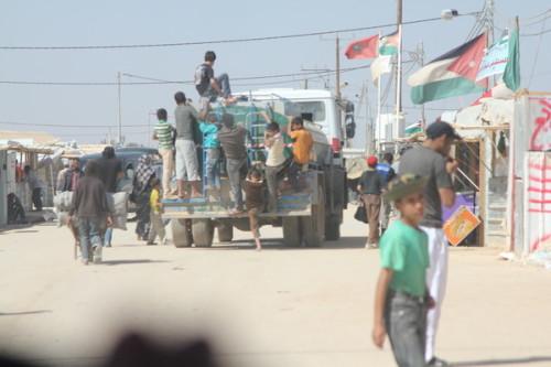Syrie 12-12 / Caritas