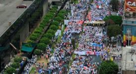Pérou : la Marche pour la vie a réuni 150.000 à 300.000 participants