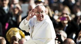 Le pape François a moins la cote