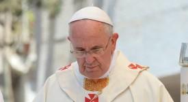 Le pape s'adresse aux chrétiens du Moyen-Orient