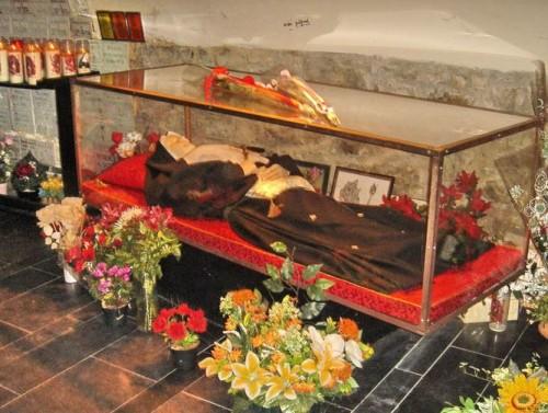 Bouge - sanctuaire ste Rita