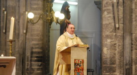 La dédicace de la cathédrale de Tournai