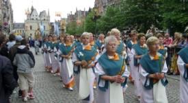 La procession d'Hanswijk