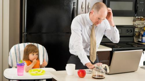 famille et boulot