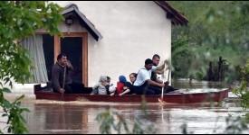 Balkans : Caritas en aide aux victimes des inondations