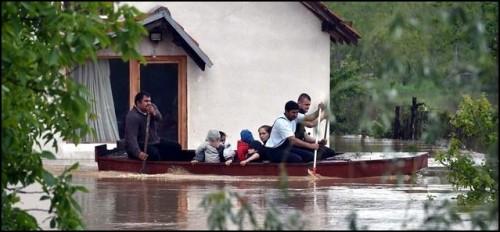 inondations balkans