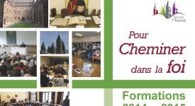 La brochure Formations 2014-2015 est parue