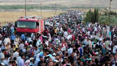 Irak refugies