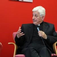 Mgr Audo - évêque d'Alep, Syrie