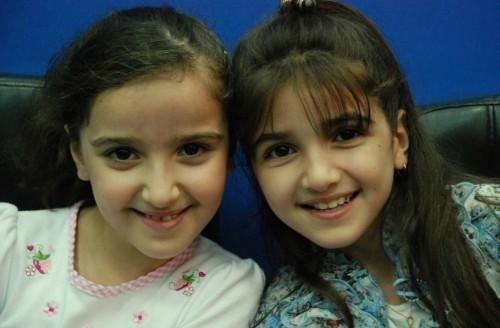 fillettes (c) Fraternité en Irak