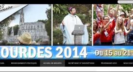 Un site pour le 125e pèlerinage liégeois à Lourdes