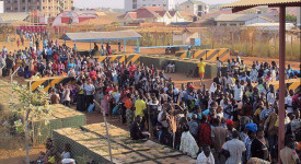 Soudan du Sud : un drame humanitaire en vue !