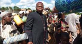Centrafrique : appel à l'unité de l'archevêque de Bangui