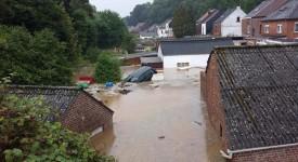 Ittre: un bel élan de solidarité suite aux inondations