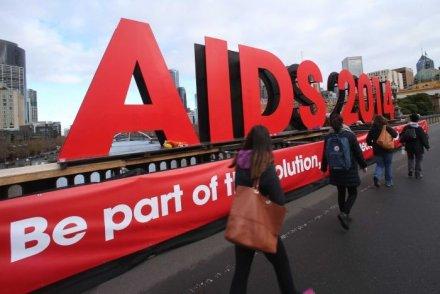 Melbourne aids