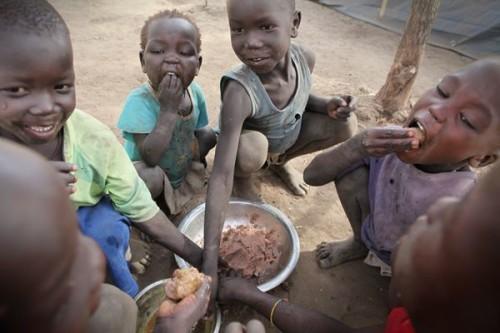 Soudan du sud - famine