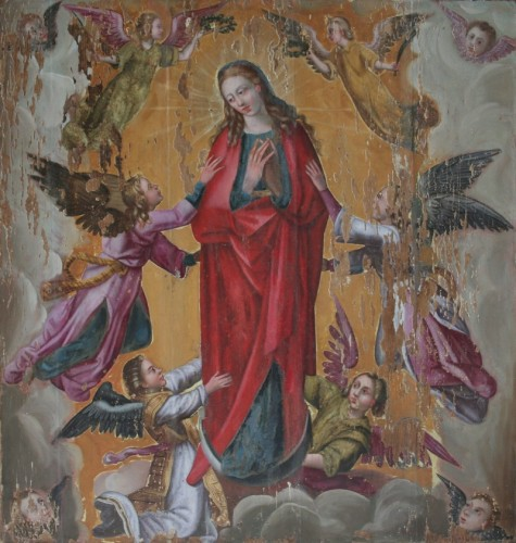 Vierge Chairière