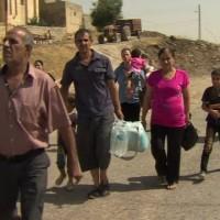 fuite chetiens Mossoul