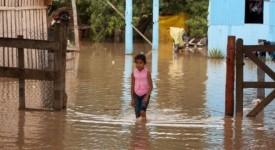 Paraguay – 147.500 enfants évacués des zones inondées