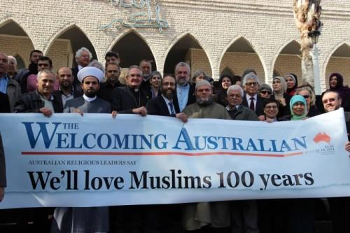 Australie - musulmans