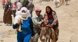 Le drame des Yézidis du Mont Sinjar