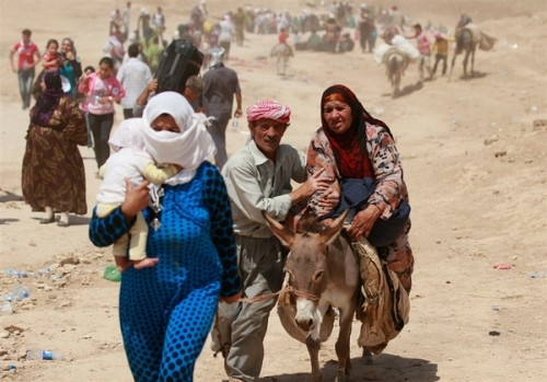 Irak refugies 2
