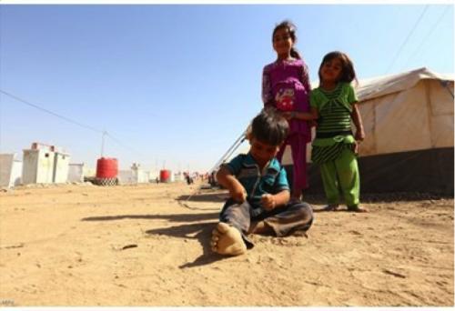 Irak réfugiés