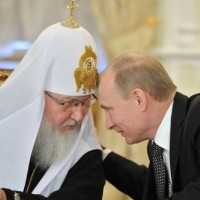 Poutine et Kirill