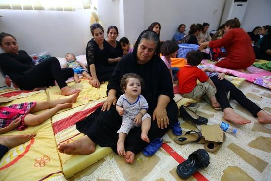 Réfugiés irakiens