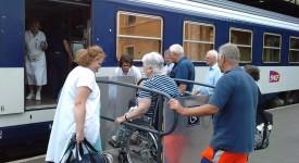 Lourdes : Un déplacement éprouvant pour les pèlerins tournaisiens