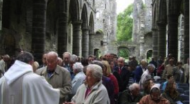 Villers-la-Ville fête la Saint-Bernard