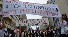 Bruxelles : 2.000 personnes pour soutenir les chrétiens d'Orient