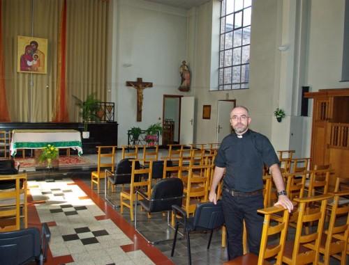 1-Chapelle avenue Materne-abbé Francisco ALGABA VELEZ