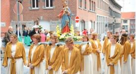 A Tournai, l'église Notre-Dame Auxiliatrice fête ses 125 ans