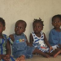 enfant liberia
