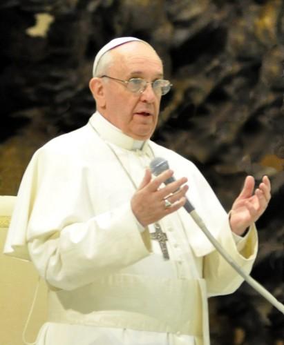 pape Francois 5